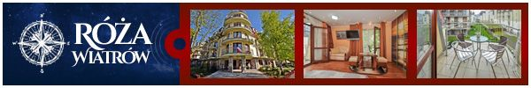 Apartament Róża Wiatrów Świnoujście