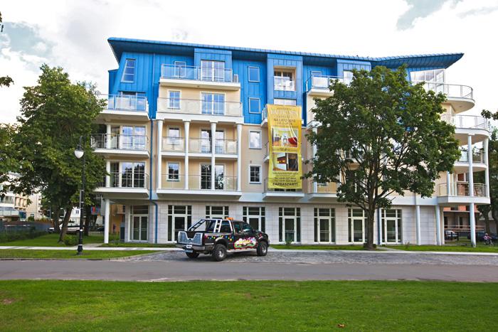 Swinemunde Hotel Baltic Spa